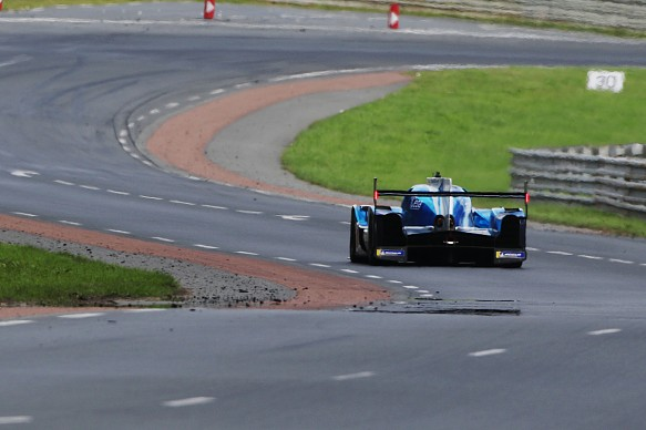 #5 Manor Ginetta Le Mans 24 Hours 2018