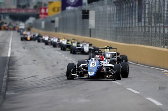Sacha Fenestraz 2018 Macau Grand Prix