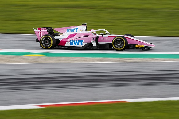 Maxi Gunther Arden F2 Red Bull RIng 2018