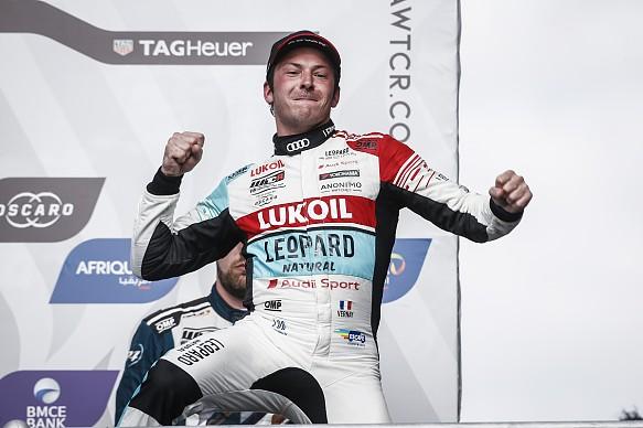 Jean-Karl Vernay WTCR Marrakech 2018