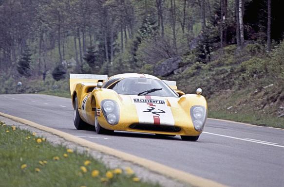 Lola T70 Spa 1000km 1970