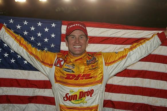 Hunter-Reay IndyCar 2012