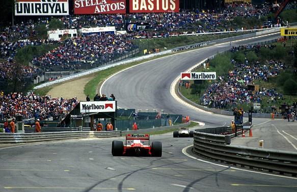 1987 Belgian Grand Prix