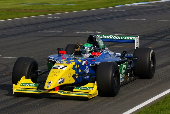 Alx Danielsson Comtec 2006 Formula Renault 3.5