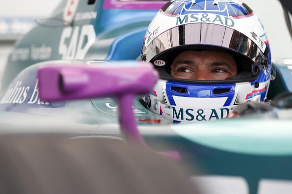 Stephane Sarrazin, Andretti Formula E