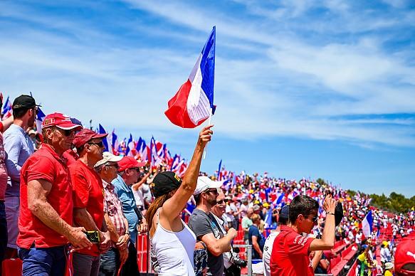 French GP promo