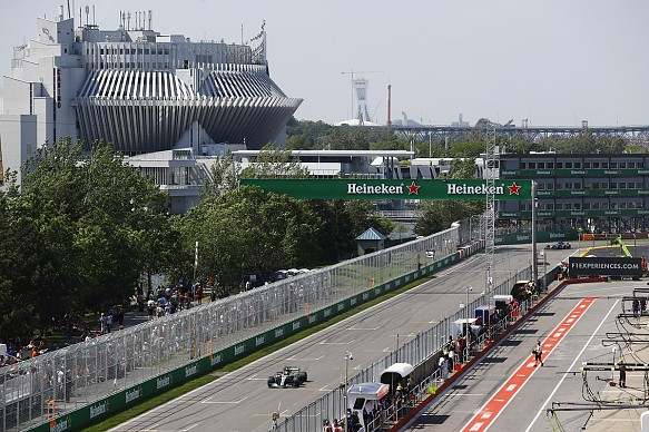 F1 2017 Canada GP