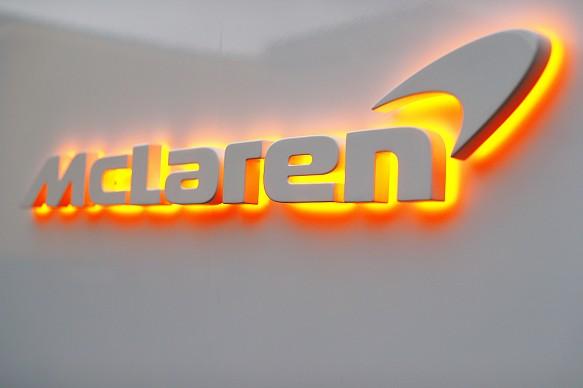 McLaren F1 2018