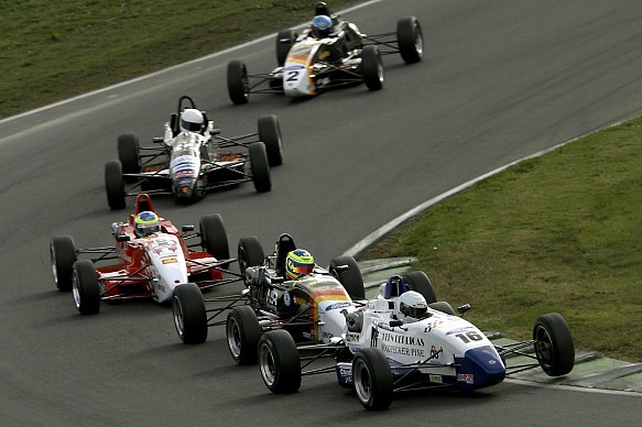 Joey Foster Formula Ford
