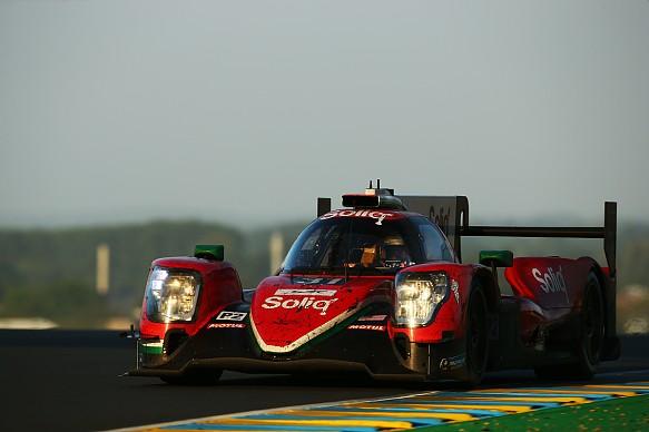 Pastor Maldonado Le Mans LMP2 DragonSpeed