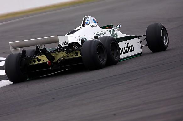 1983 Williams six wheel