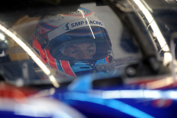 Jenson Button SMP WEC 2018