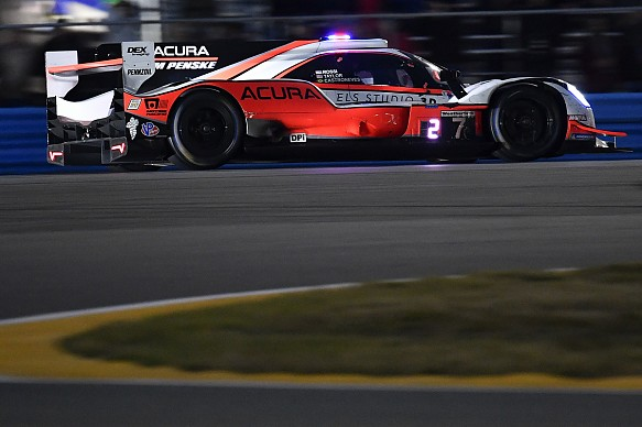 Rossi Penske Acura Daytona 24 Hours 2019