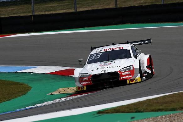 Rast Audi Assen DTM 2019