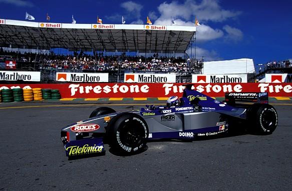 Stephane Sarrazin, 1999 Brazilian Grand Prix