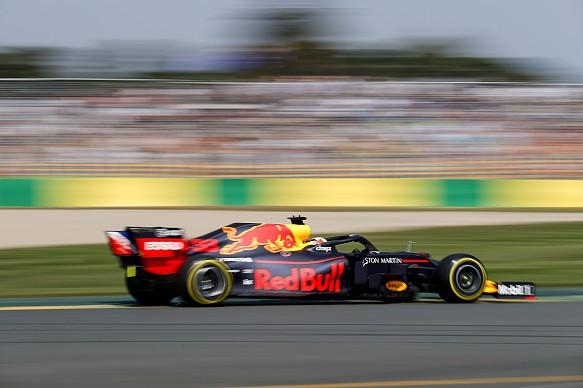 Max Verstappen Red Bull Australian Grand Prix F1 2019