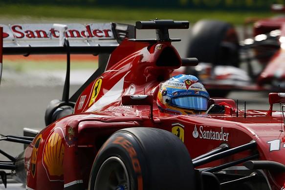 Fernando Alonso 2014 Ferrari