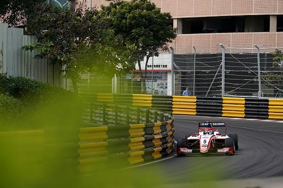 Robert Shwartzman Prema Macau GP 2019