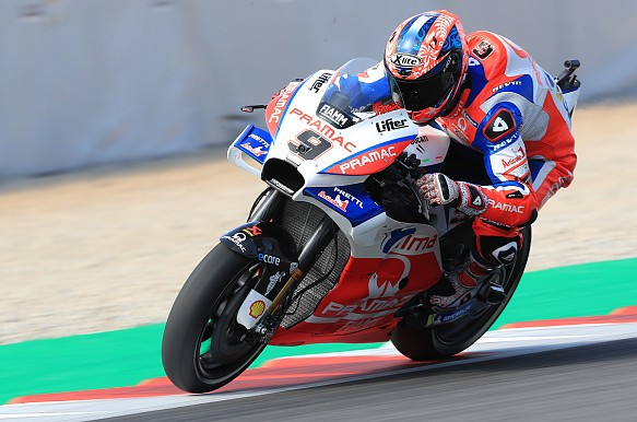 Danilo Petrucci Pramac Ducati MotoGP 2018