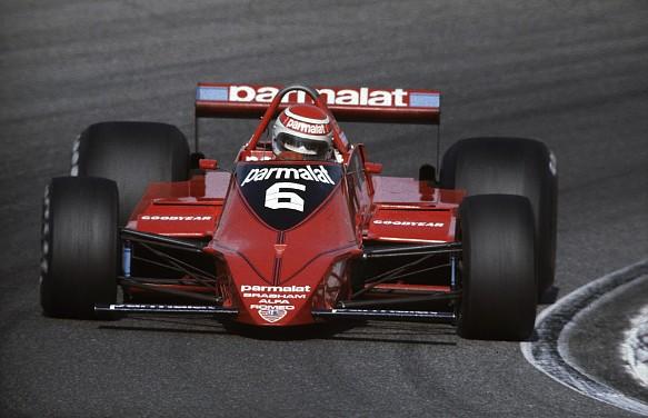 Nelson Piquet Brabham 1979