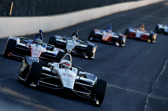Will Power Penske IndyCar testing Indianapolis 2018