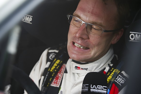 Latvala Toyota WRC Rally GB 2019
