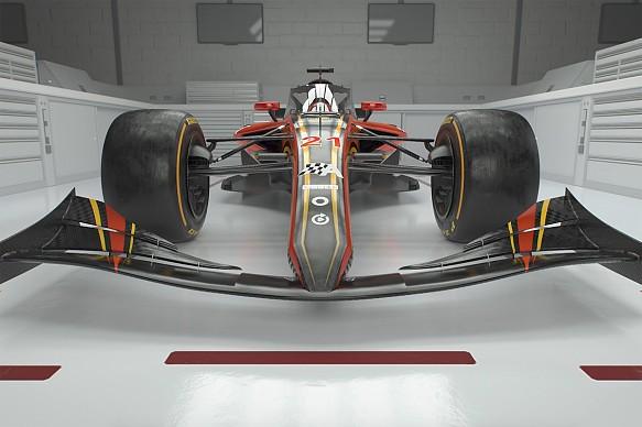 Autosport 2021 car