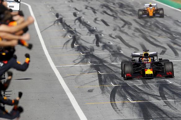 Max Verstappen wins Austrian GP 2019