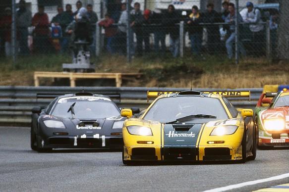 McLaren F1 Le Mans 24 Hours 1995