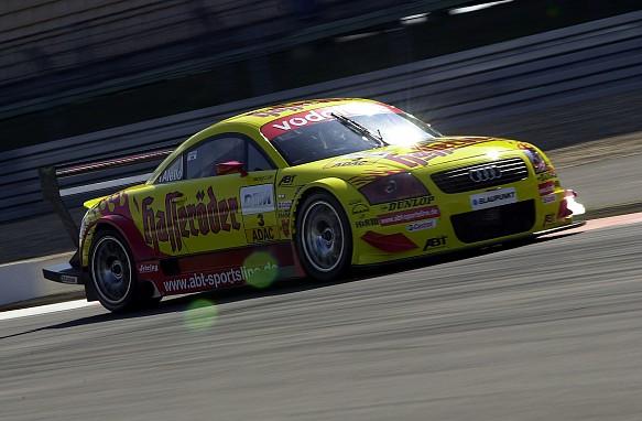Laurent Aiello Abt Audi DTM 2002