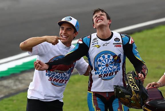 Marc Marquez Alex Marquez Sepang 2019