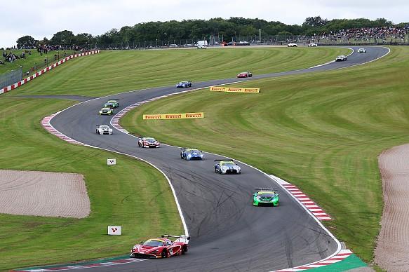 Donington Park British GT 2019