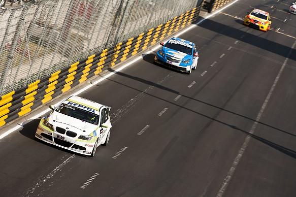 Augusto Farfus Schnitzer BMW Macau WTCC 2009