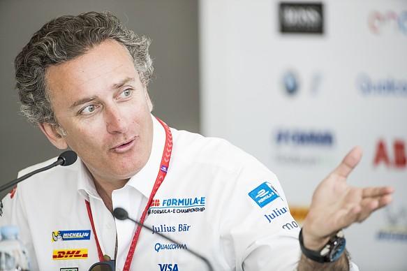 Alejandro Agag Formula E 2018