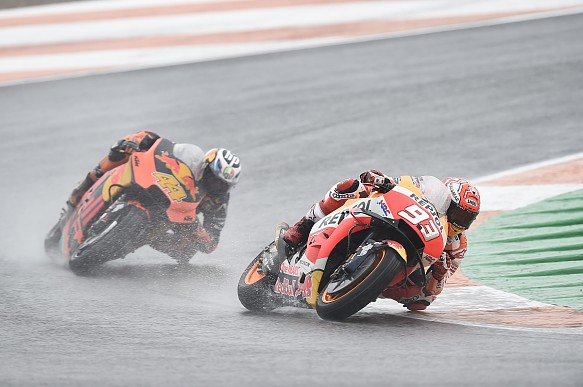 Marc Marquez Honda Valencia MotoGP 2018