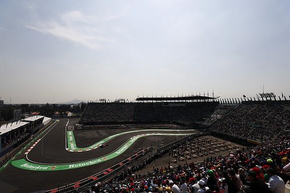 Autodromo Hermanos Rodriguez F1 2017