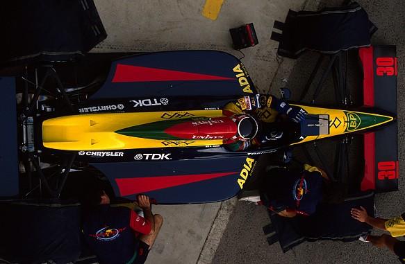 Aguri Suzuki Larrousse 1990