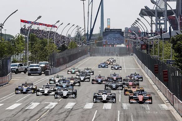 IndyCar start