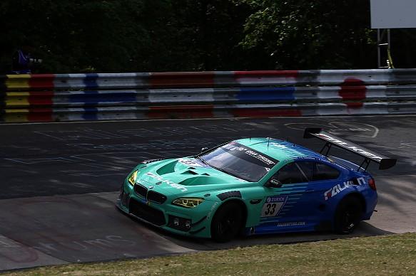 Falken Motorsport BMW Nurburgring 24