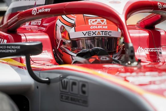 Luca Ghiotto Monaco F2 2018