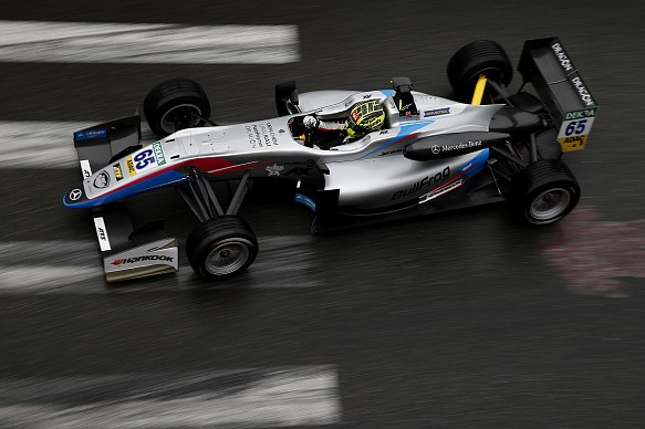 Enaam Ahmed FIA F3 European Championship