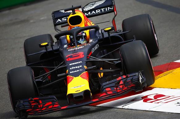 Daniel Ricciardo Red Bull Monaco GP 2018