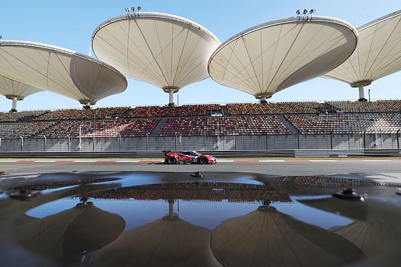 Ferrari Shanghai WEC 2019