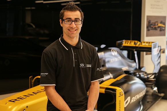 Infiniti Engineering Academy winner Jacob Debono