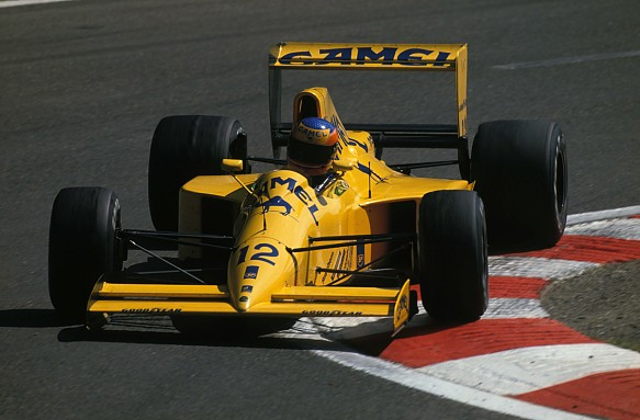 Martin Donnelly 1990