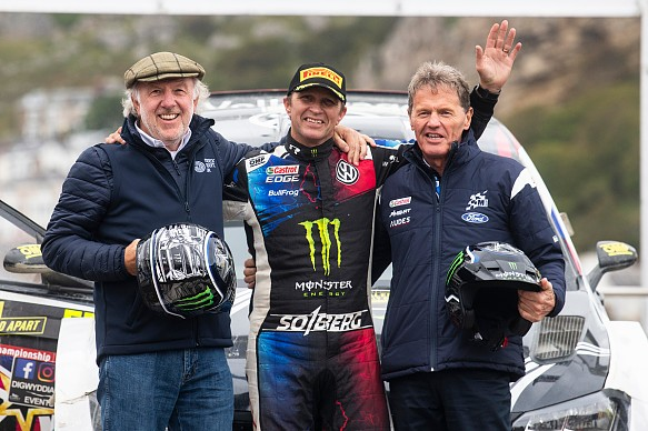 Richards Solberg Wilson Rally GB WRC 2019