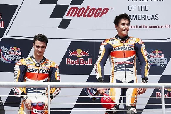 Marc Marquez wins Austin MotoGP 2013
