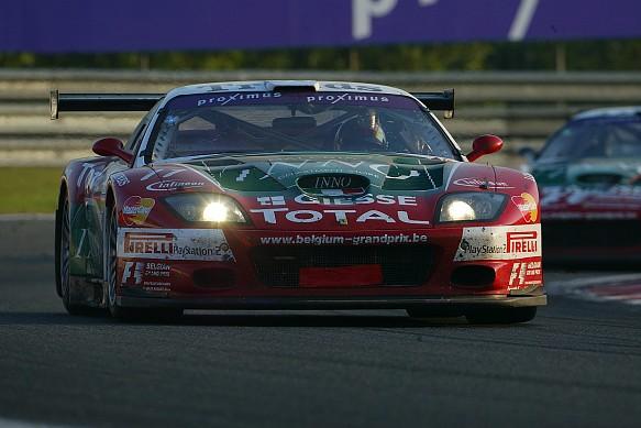 Vincent Vosse 2004 Spa 24 Hours