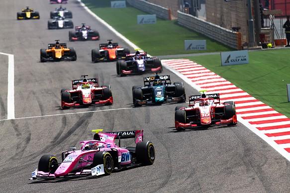 Hubert Bahrain Arden F2 2019
