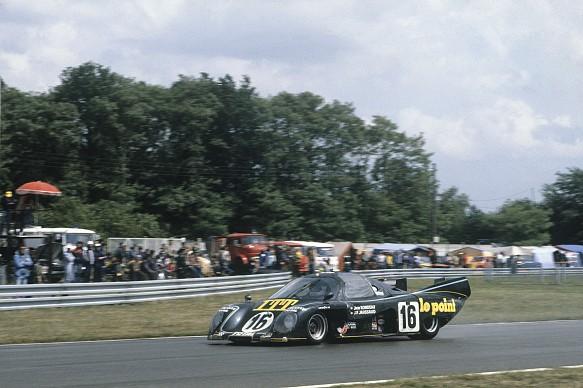 Jean Rondeau Le Mans 24 Hours 1980